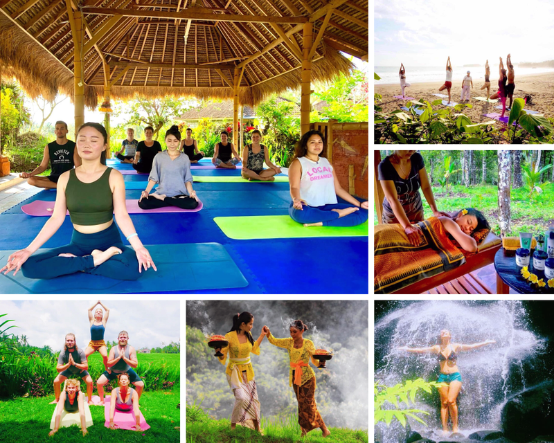 yoga in Tabanan