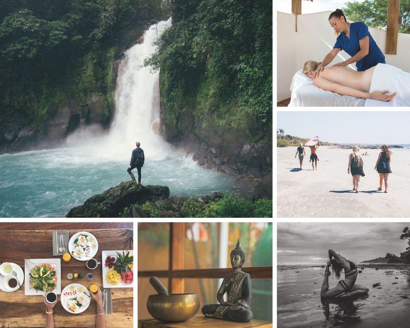 adventure yoga retreat guanacaste costa rica