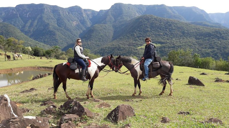 Costa Rica horse riding holiday