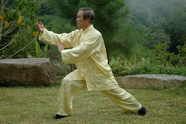 Tai Chi body and mind