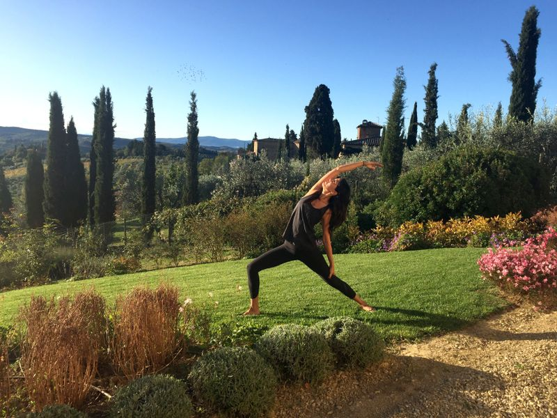 siena yoga retreat