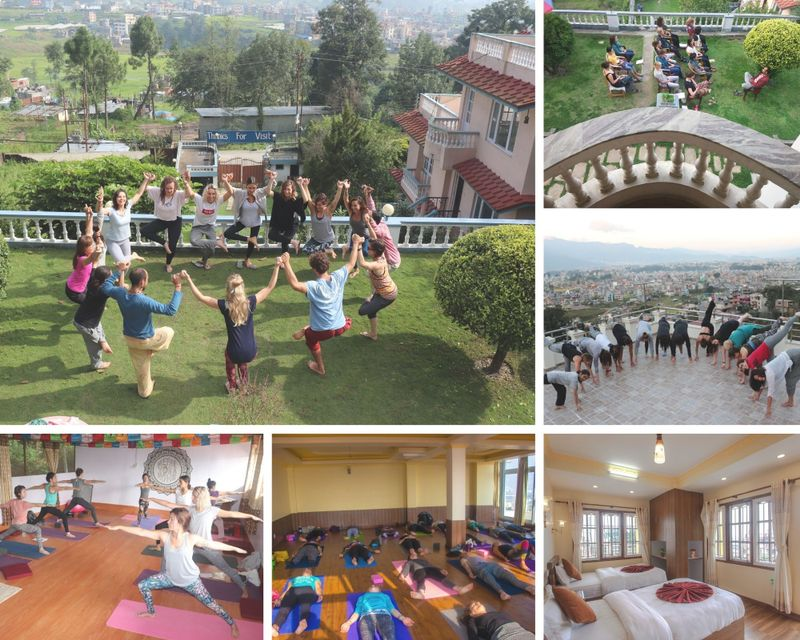 200-Hour Certified Yoga Teacher Training in Kathmandu, Nepal