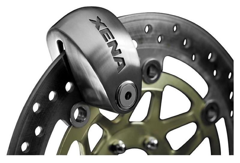 alarm disc biker gift