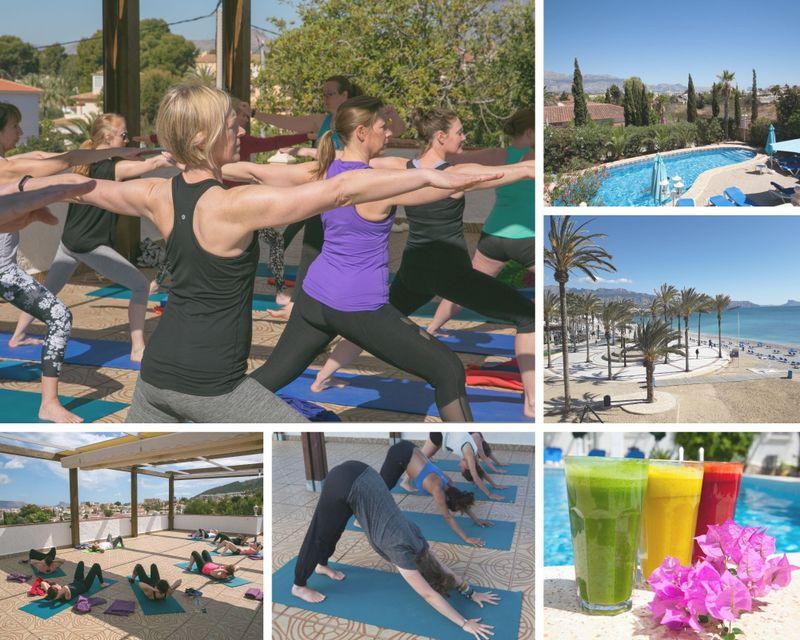yoga & wellness retreat in costa blanca spain