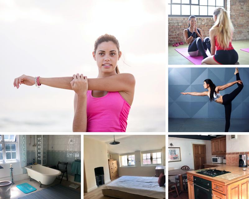 yoga retreat in Nottingham
