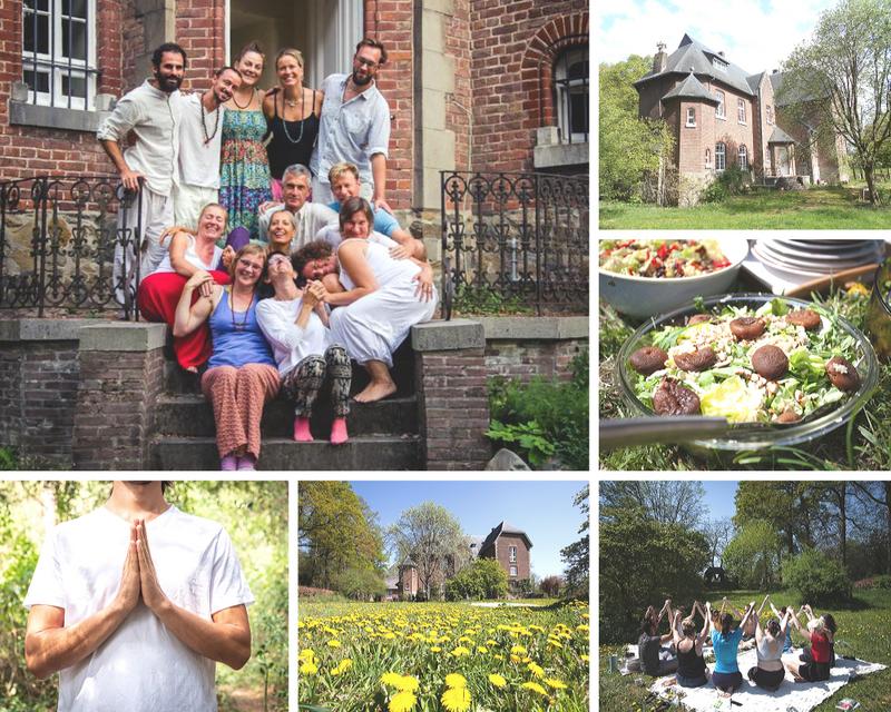 yoga retreat belgium