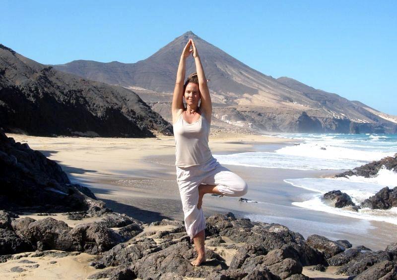 yoga retreat in la palma