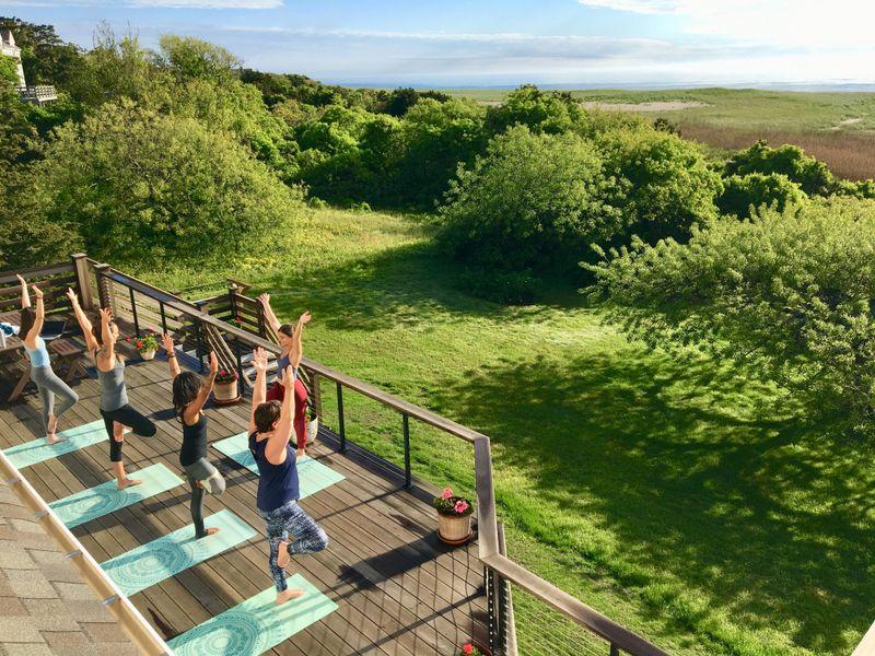 yoga teacher training in the USA