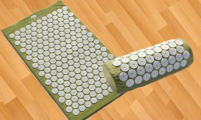 bed of nails acupressure