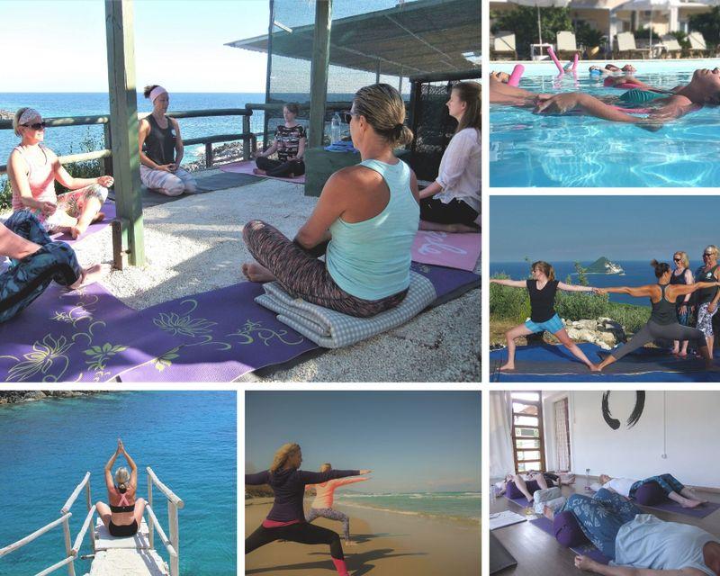 8 Day Meditation and Zen Yoga Retreat in Zakynthos