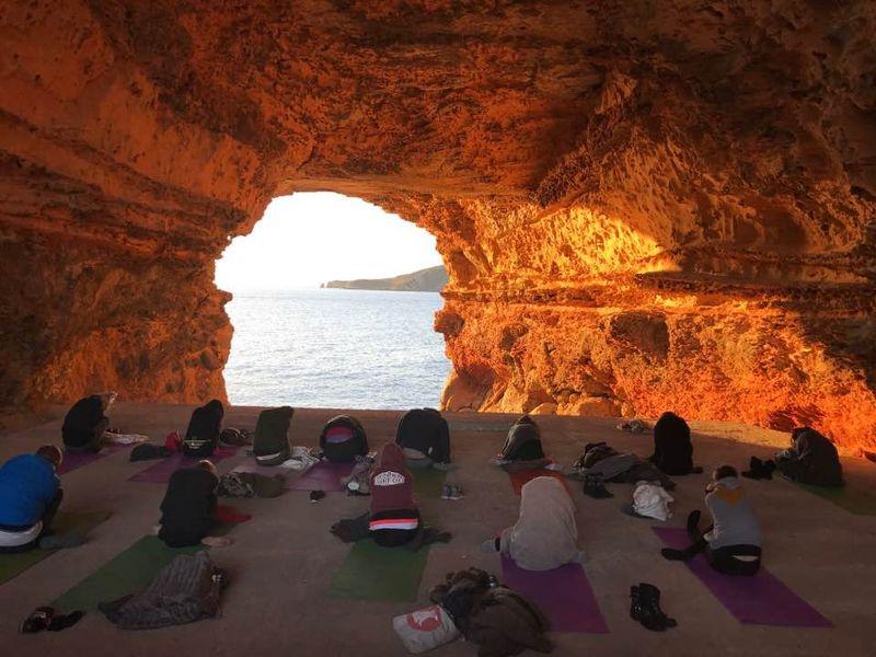 yoga teacher training in ibiza