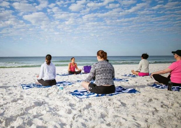 yoga retreat united states