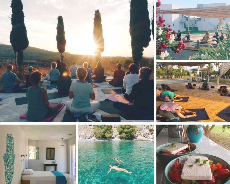8 Day Yoga Holiday on Kos Island