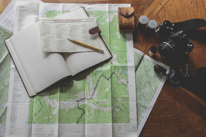 map and planning tools