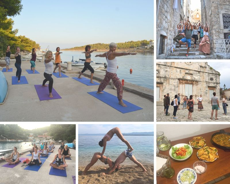 8 days yoga and meditation on hvar island croatia