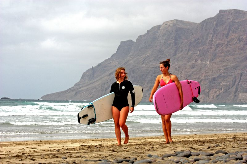 surf canary islands