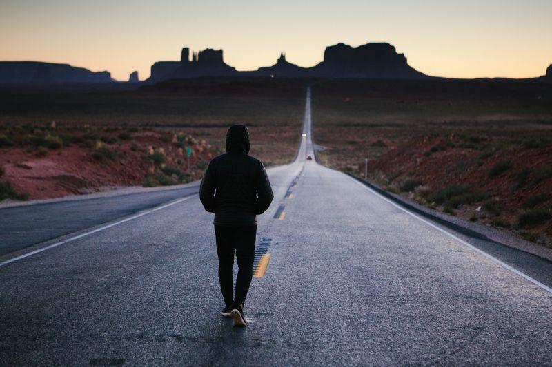 walking-perspective