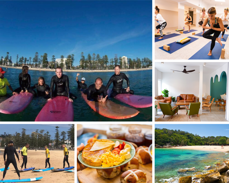 Yoga retreat in Manly