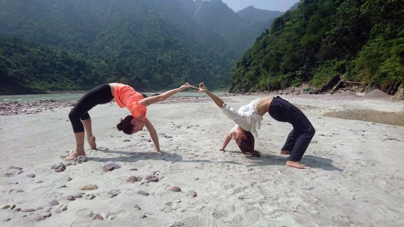 yoga retreat india