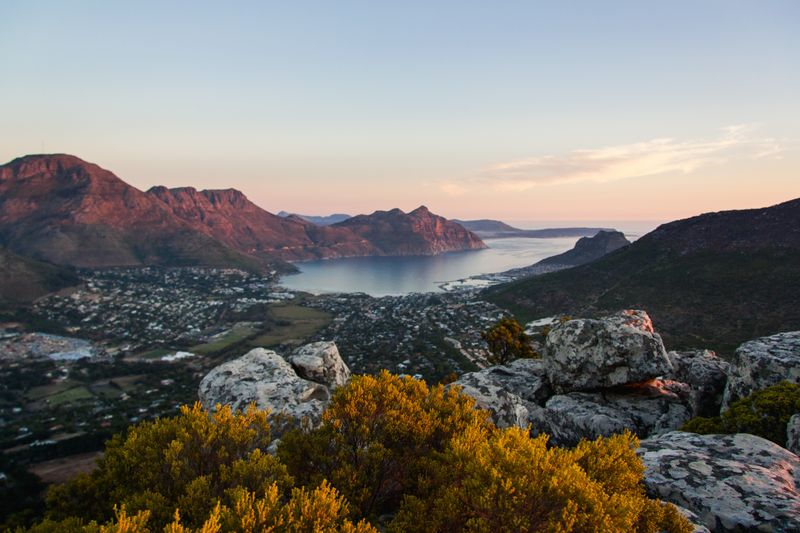 Cape Town mountains