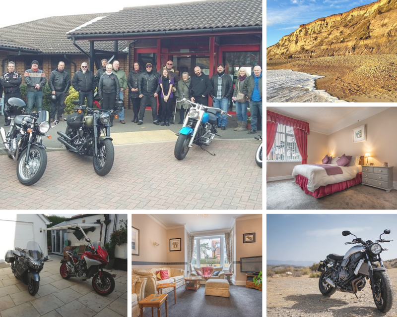 Motorcycle Tour in the UK