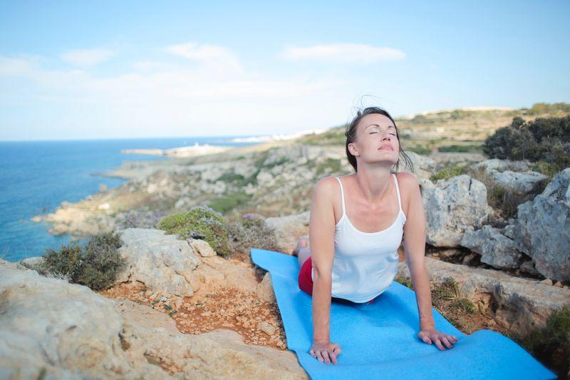 elements of yin yoga