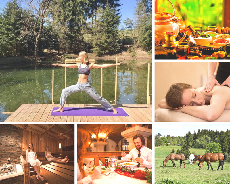 yoga retreat Germany