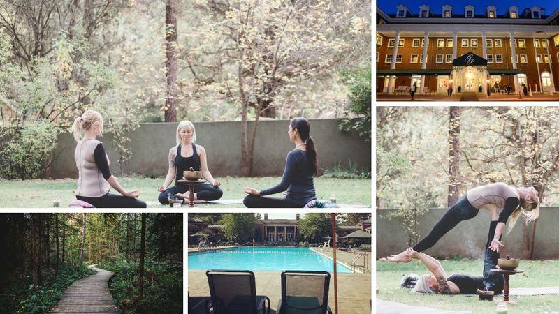 hiking, yoga and breathwork in saratoga springs, ny