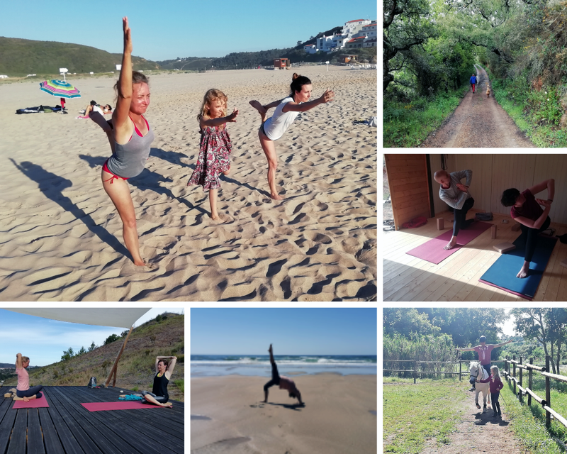 yoga retreat in Sao Miguel