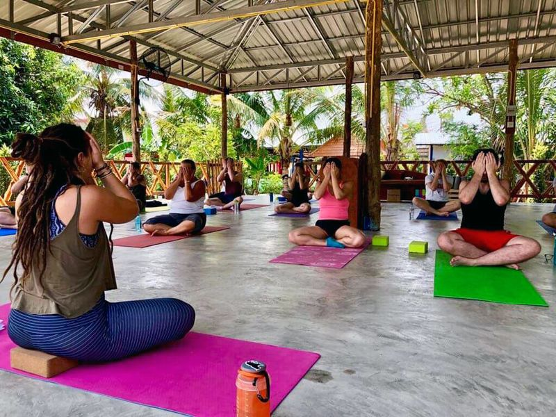 yoga in Phetchabun