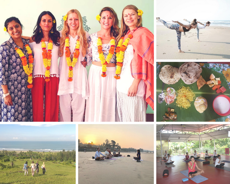 yoga retreat goa