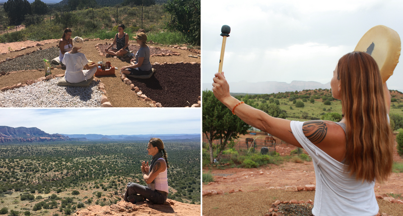 private holistic health and yoga in sedona