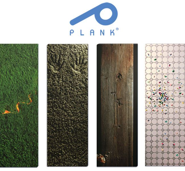 plank designs yoga mats