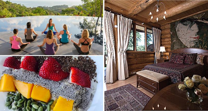 3 day renew your energy luxury wellness retreat
