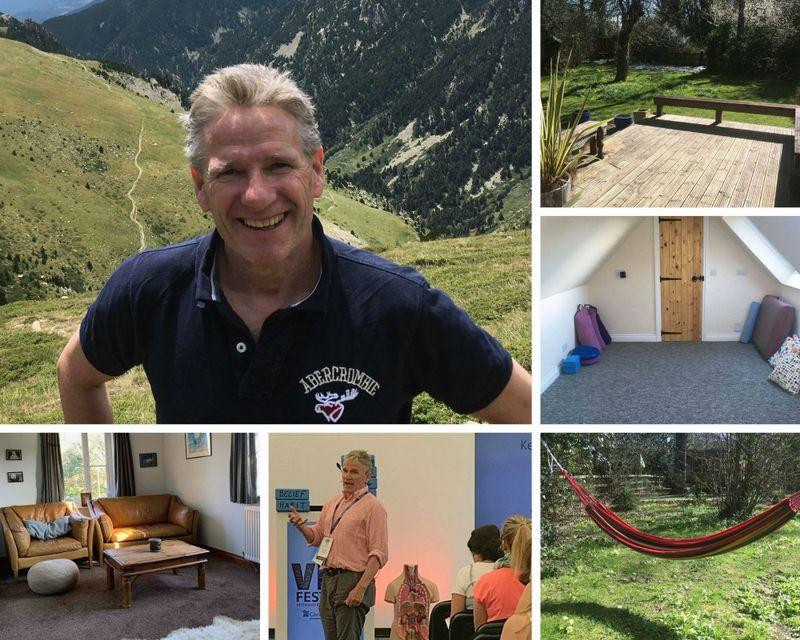 yoga retreat in Dorset