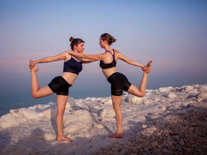 yoga retreats israel