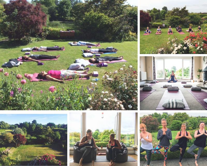 yoga in Yorkshire
