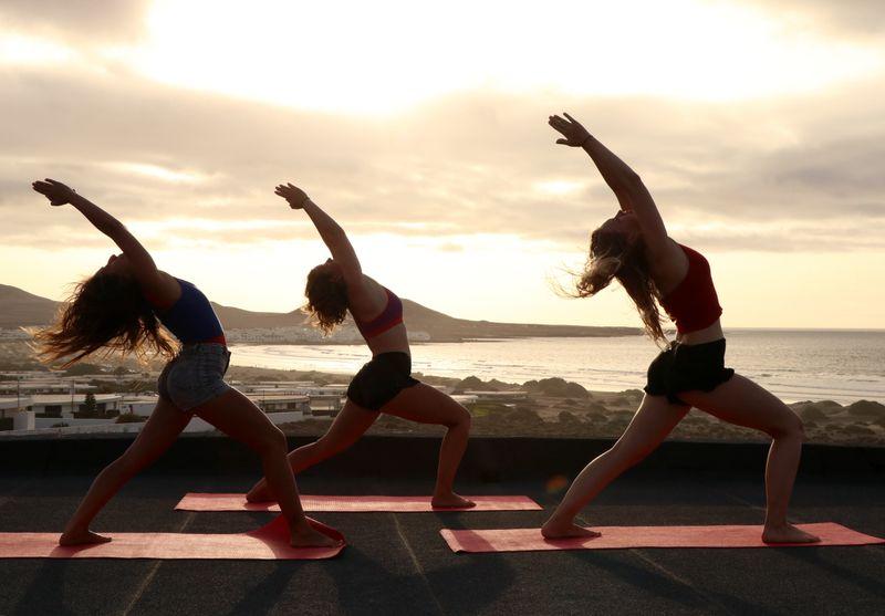 lanzarote yoga
