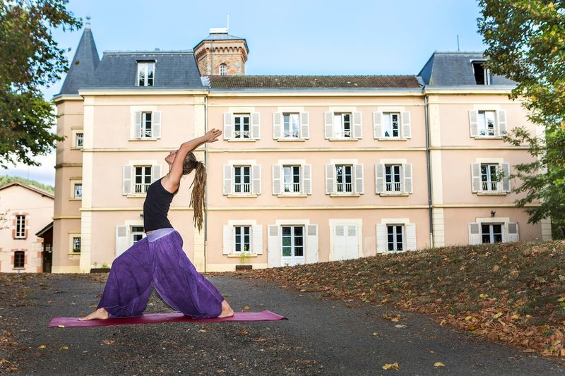 yoga retreat in bordeaux