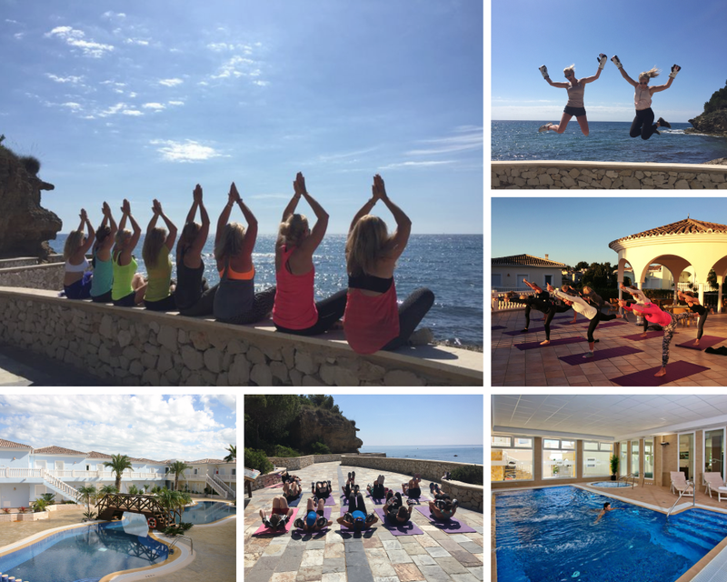 alicante yoga luxury retreat