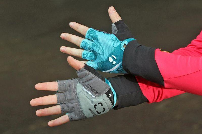 bontrager women's gloves for cycling