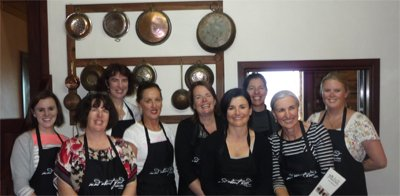 thai cooking at wildwood valley - special friends