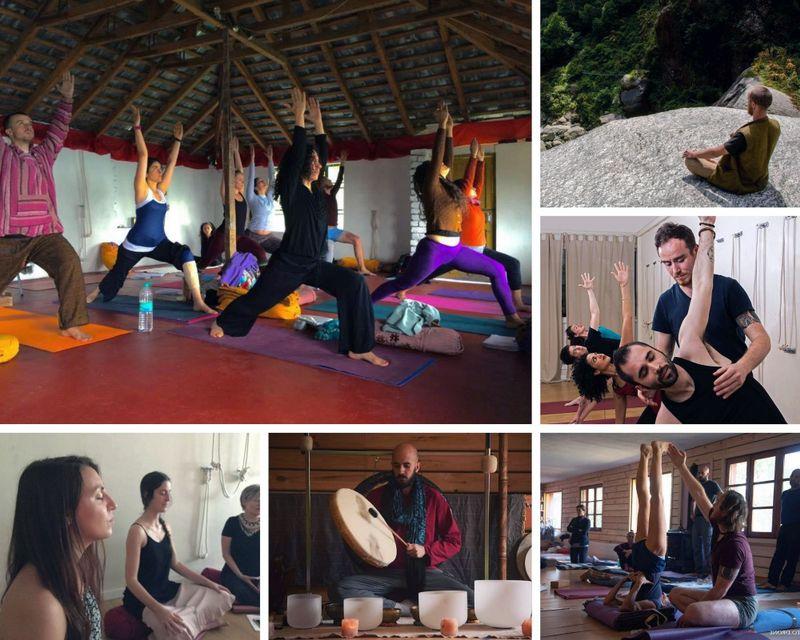 yoga retreat in Caceres
