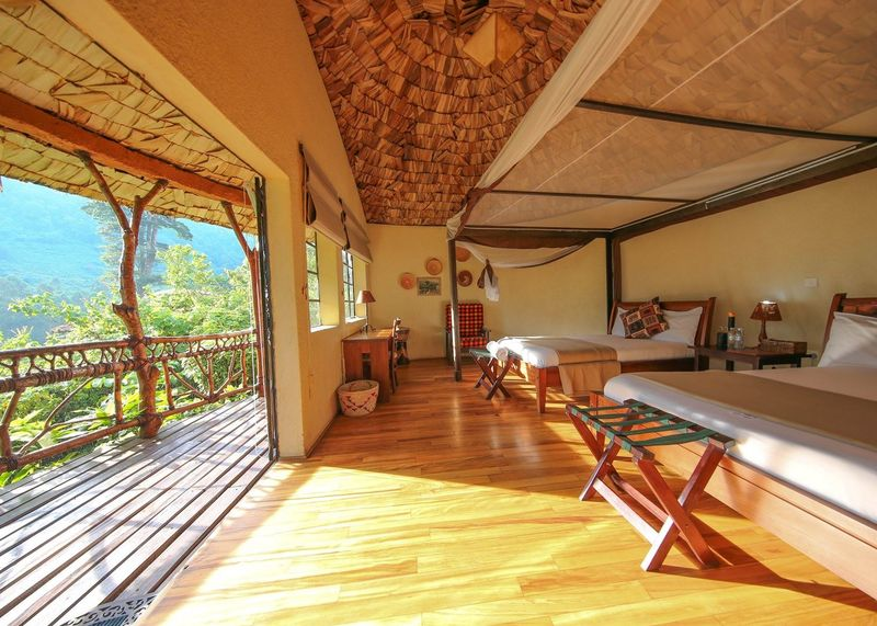 Accommodation in Uganda
