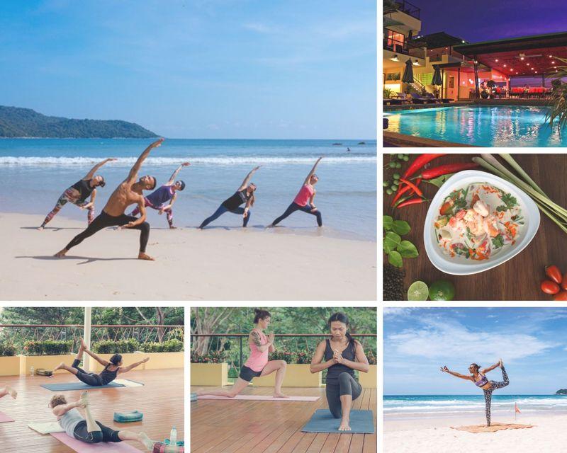 meditation and yoga in phuket