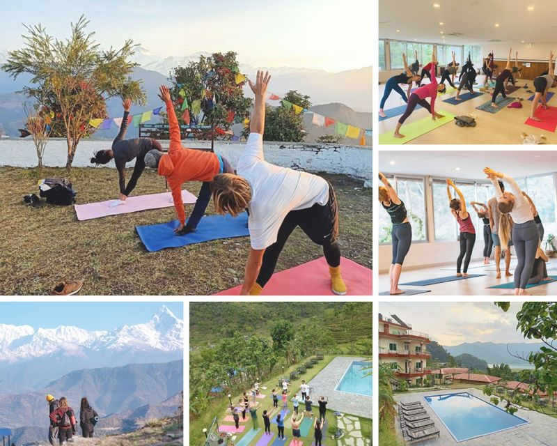 100-hour YTT in Pokhara