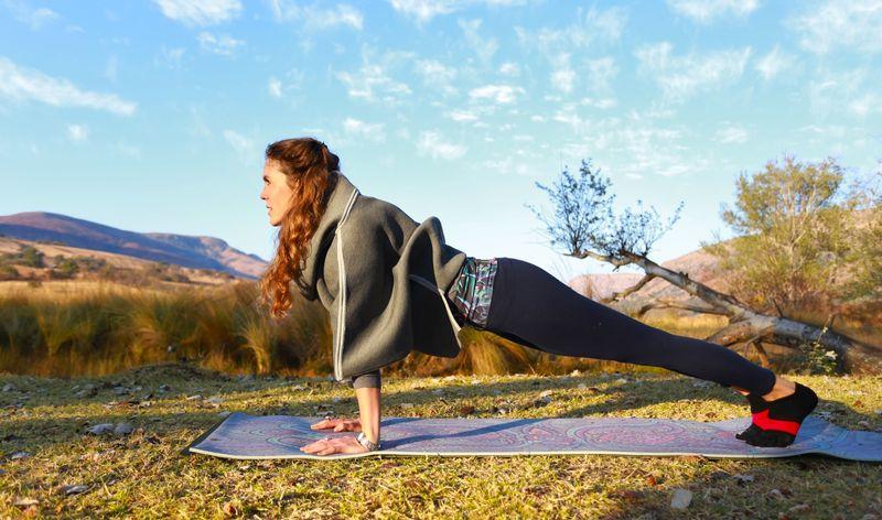 nina butler yoga pose