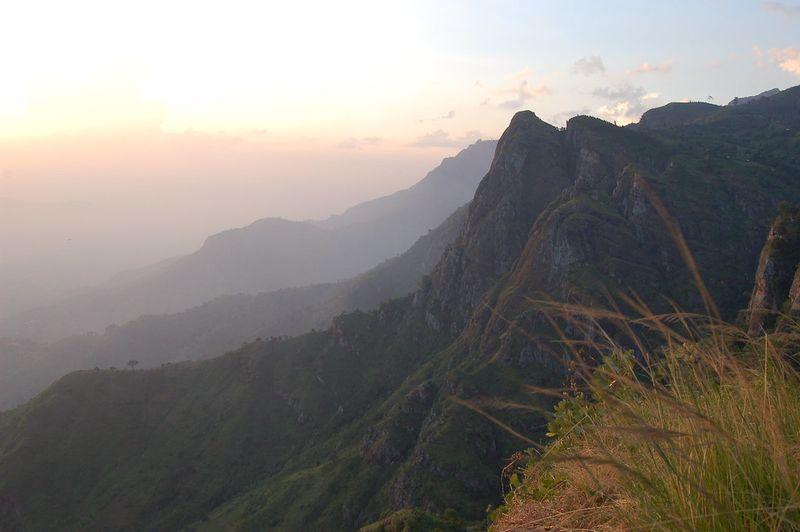Usambara Mountain Range