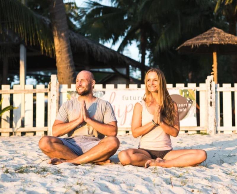 yoga and meditation in Koh Samui