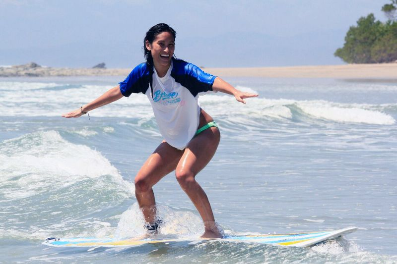 yoga and surf Puntarenas
